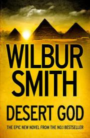 Desert God (The Egyptian Series Book 5) (English Edition)