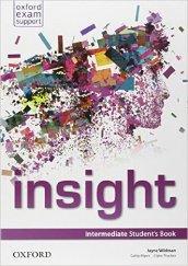 INSIGHT INTERMEDIATE PREMIUM STUDENT'S BOOK + WORKBOOK + INTERACTIVE EBOOK