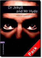 Dr Jekyll and Mr Hyde - With Audio Level 4 Oxford Bookworms Library: 1400 Headwords