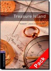 Treasure Island Level 4 Oxford Bookworms Library: 1400 Headwords