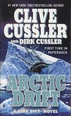 Arctic Drift: A Dirk Pitt Novel, #20