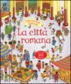 La città romana. Libri animati