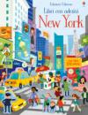 New York. Con adesivi. Ediz. illustrata