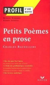 Profil - Baudelaire : Petits Poèmes en prose : Analyse littéraire de l'oeuvre (Profil d'une Oeuvre t. 196) (French Edition)