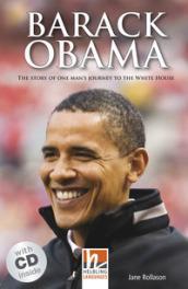 Barack Obama (Level A2). Con CD-Audio