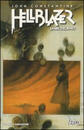 HELLBLAZER DI JAMIE DELANO N.2 di Jamie Delano e AA.VV. ISBN: 978-84-684-0078-5