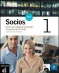 Socios. Libro del alumno. Per gli Ist. professionali per i servizi commerciali. Con CD Audio