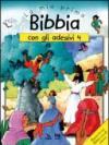 La mia prima Bibbia con gli adesivi: 4