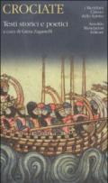 Crociate. Testi storici e poetici