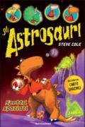 Spettri spaziali. Gli astrosauri. Ediz. illustrata: 6