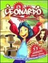 Leonardo. Alla scoperta di un giovane genio. Con adesivi