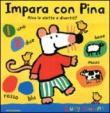 Impara con Pina. Libro pop-up