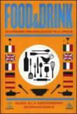 Langenscheidt. Food & drink. Dizionario fraseologico in 5 lingue. Ediz. multilingue
