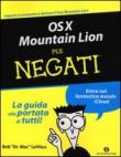 OS X Mountain Lion per negati