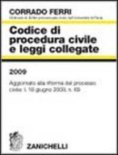 Codice di procedura civile e leggi collegate 2009