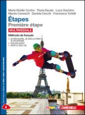 Étapes. Méthode de français. Per le Scuole superiori. Con e-book. Con espansione online