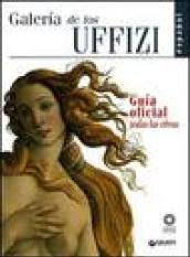 Galería de los Uffizi. Guía oficial todas las obras
