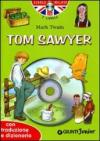 Tom Sawyer. Con traduzione e dizionario. Ediz. bilingue. Con CD Audio