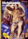 Michelangelo. Das Jüngste Gericht. Ediz. illustrata
