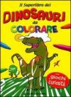 Dinosauri Da Colorare