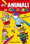 Gli animali da colorare