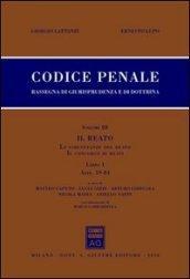 Codice penale. Rassegna di giurisprudenza e di dottrina: 3\1