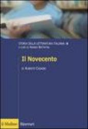 Il Novecento. Storia della letteratura italiana. 6.