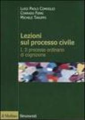 Lezioni sul processo civile. 1.Il processo ordinario di cognizione
