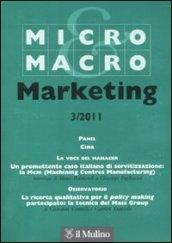 Micro & Macro Marketing (2011). 3.