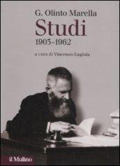Studi 1903-1962