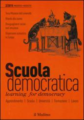 Scuola democratica. Learning for democracy (2015). 2: Maggio-agosto