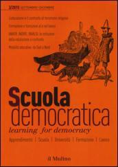 Scuola democratica. Learning for democracy (2015). 3: Settembre-dicembre