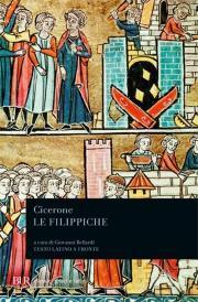 Le Filippiche. Testo latino a fronte