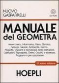 Manuale del geometra. Con CD-ROM