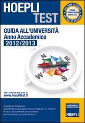 Guida all'università. Anno Accademico 2012/2013