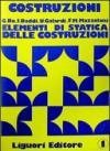 Costruzioni. 1.Elementi di statica delle costruzioni