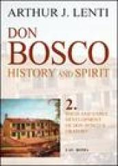 Don Bosco. Birth and early development of don Bosco's oratory