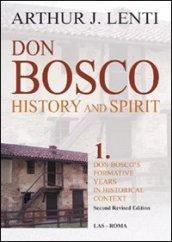 Don Bosco. Ediz. italiana e inglese