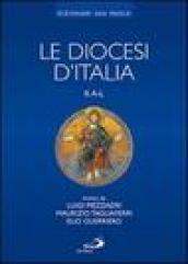 Le diocesi d'Italia. 2.Le diocesi A-L