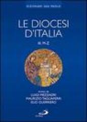 Le diocesi d'Italia. 3.Le diocesi M-Z