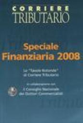 Speciale finanziaria 2008