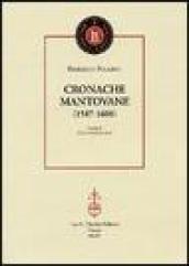 Cronache mantovane (1587-1608)