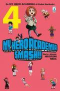 My Hero Academia Smash!!. Vol. 4