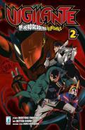 Vigilante. My Hero Academia illegals. Vol. 2