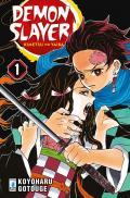 Demon slayer. Kimetsu no yaiba. Vol. 1: Crudeltà