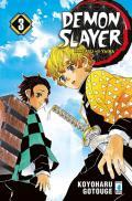 Demon slayer. Kimetsu no yaiba. Vol. 3