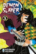 Demon slayer. Kimetsu no yaiba. Vol. 5