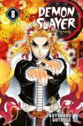Demon slayer. Kimetsu no yaiba. Vol. 8