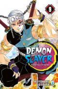 Demon slayer. Kimetsu no yaiba. Vol. 9