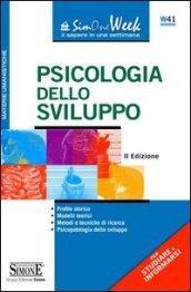 Psicologia dello Sviluppo: • Profilo storico • Modelli teorici • Metodi e tecniche di ricerca • Psicopatologia dello sviluppo